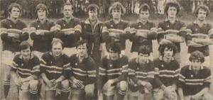 1981 :: South Mayo Junior champions  Shrule