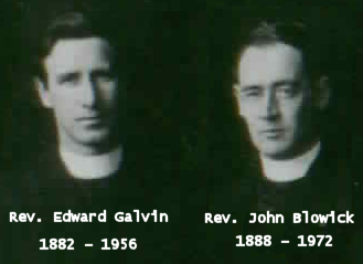 Fr Galvin and Fr.Blowick